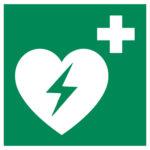 Für Notfälle steht im Eingangsbereich des Gemeindehauses St. Nikolaus ein Automatische Exrterner Defibrillator zur Verfügung