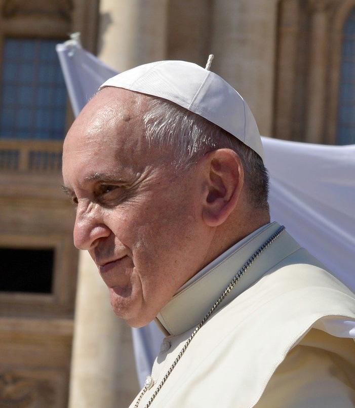 Papst rief zum Gebet im Zeichen der Corona-Pandemie auf