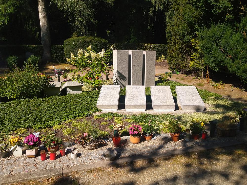 Der Friedhof: Ort des Abschieds, der Erinnerung, der Ruhe