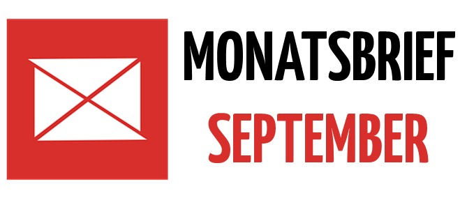 Monatsbrief September