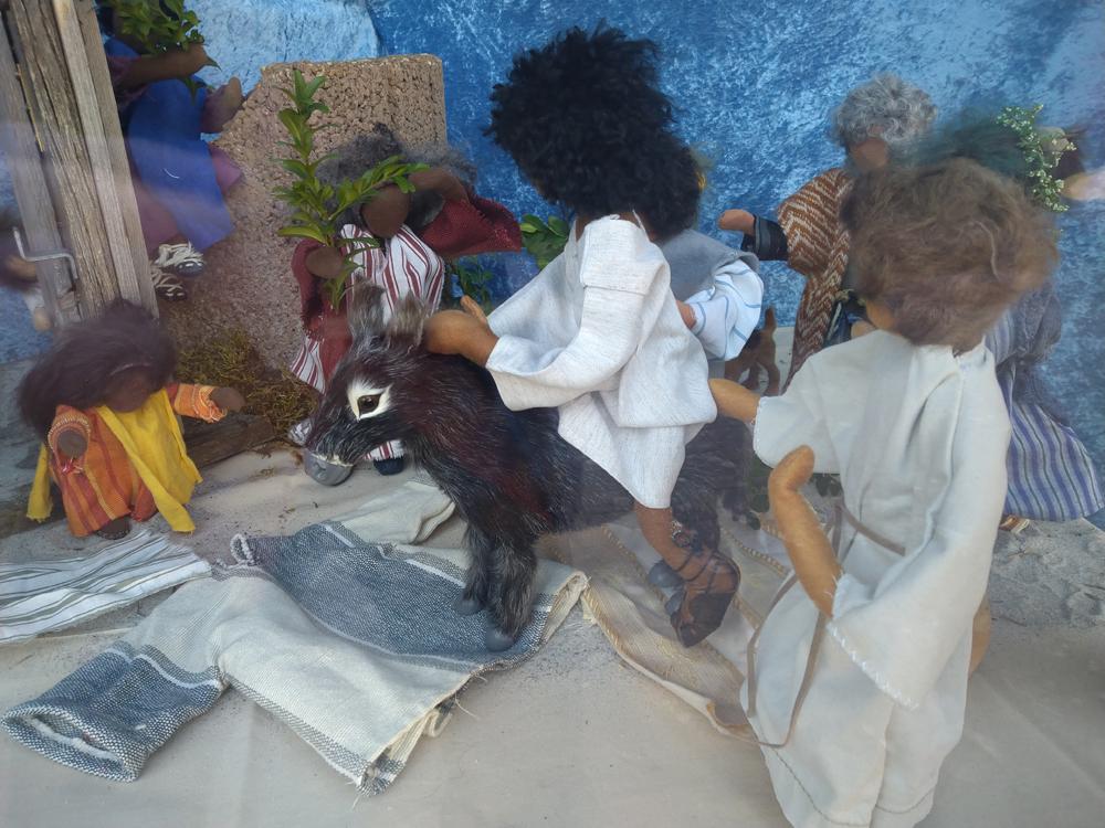Den Weg Jesu mit biblischen Erzählfiguren entdecken