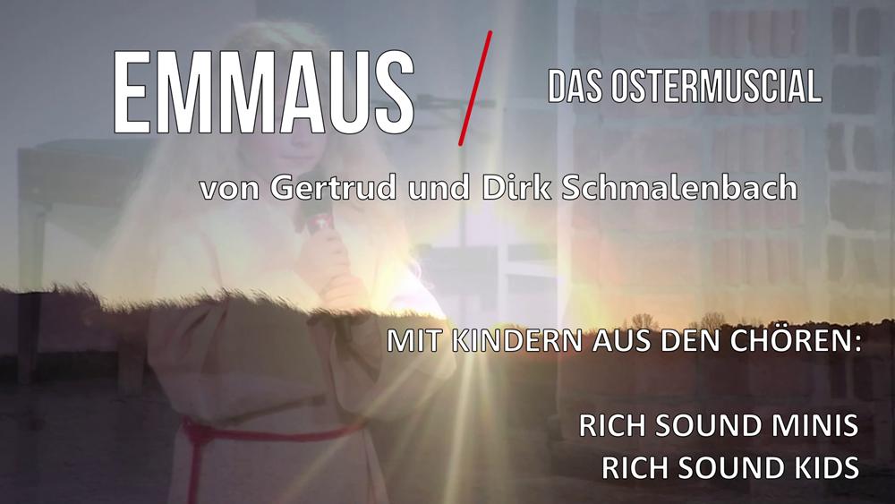 Emmaus das Ostermusical
