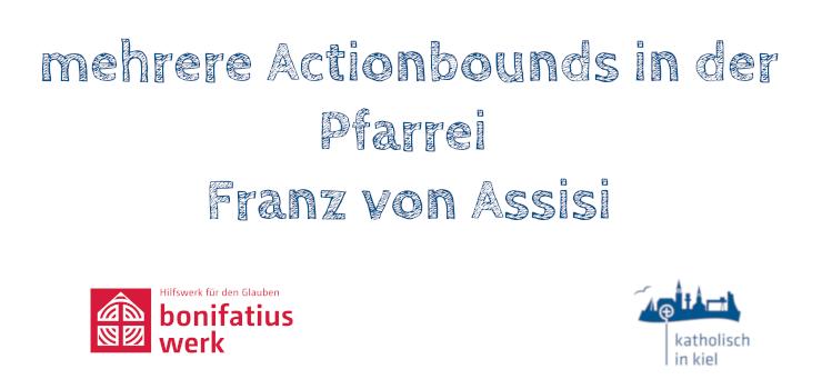 Neue Actionbounds