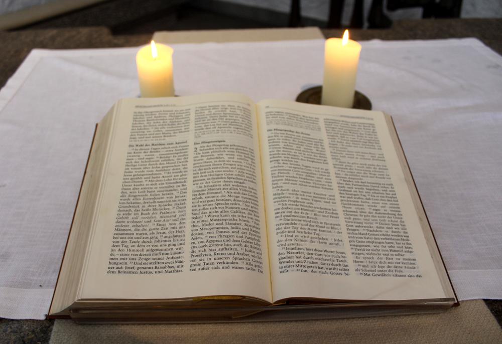 Ökumenisches Bibel-Teilen