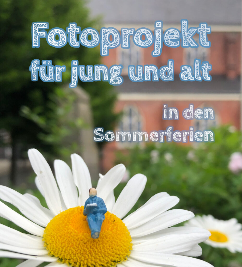 Fotoprojekt für jung und alt in den Sommerferien